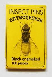 Entochrysis Insect Mounting Pins